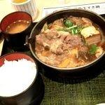 松阪牛すき鍋